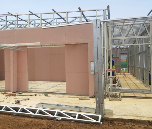 UFCC - Solidwall Building System